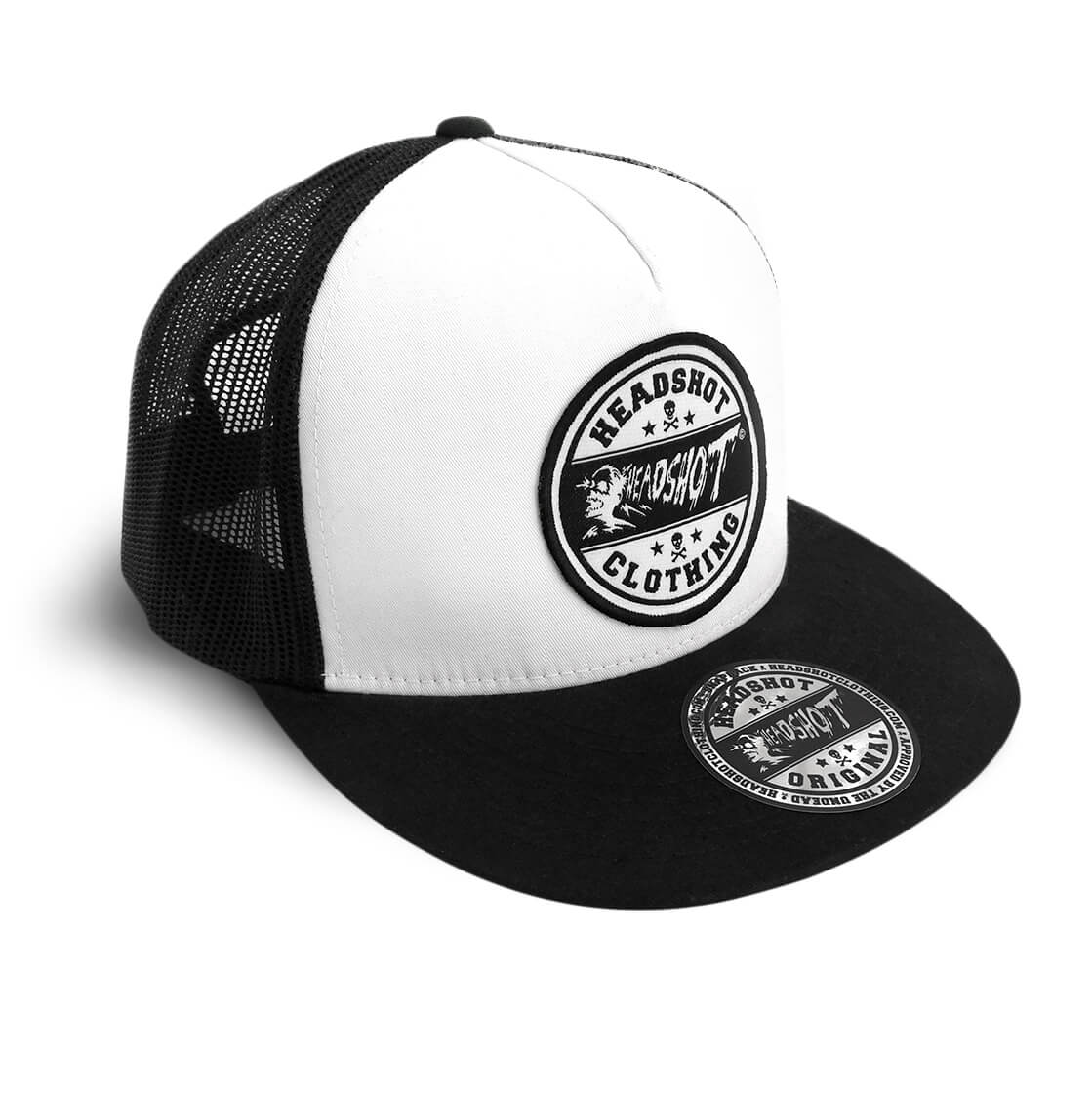Trucker Cap   Snapback – Headshot Original Collection – Headshot ... ae870206feb